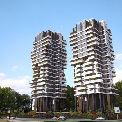 Daudzdzīvokļu dzīvojamo ēku komplekss