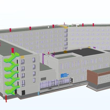 Центр здоровья и социального жилья