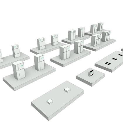 Разработка библиотеки объектов БИМ и маркетинговое решение